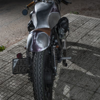 Guzzi 016 – 1000 SP Scarface | FiftyFive Garage - 5