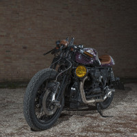 Guzzi 016 – 1000 SP Scarface | FiftyFive Garage - 7