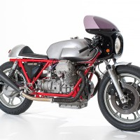 Guzzi 007 – 1000 SP Bullet | FiftyFive Garage