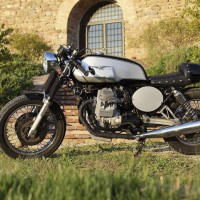 Guzzi 001 – First Edition | FiftyFive Garage