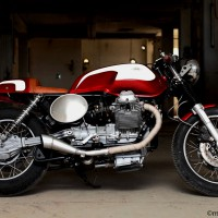 Guzzi 002 – Factory | FiftyFive Garage
