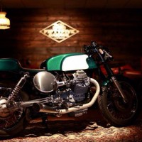 Guzzi 005 – British | FiftyFive Garage