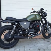 Guzzi 024 – Ginga | FiftyFive Garage - 2