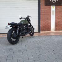 Guzzi 024 – Ginga | FiftyFive Garage