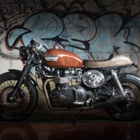 Triumph 026 – Ruggine | FiftyFive Garage