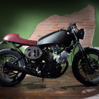 Yamaha 028 – XV 500 Jungle Julia | FiftyFive Garage