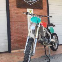 Honda 030 – CRF 450 – Superleggera | FiftyFive Garage