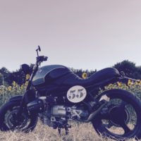 BMW 038 – R 1100 r Blackbird | FiftyFive Garage