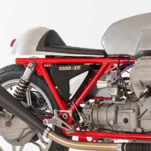 Guzzi 007 - 1000 SP Bullet - FiftyFive Garage