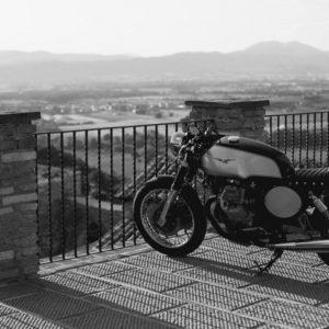 Guzzi 001 - First Edition - FiftyFive Garage