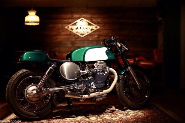Guzzi 005 - British - FiftyFive Garage