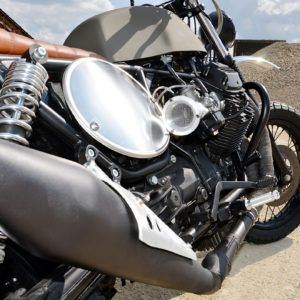Guzzi 006 - Scrambler - FiftyFive Garage