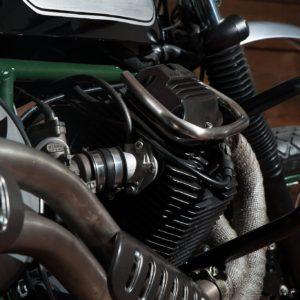 Guzzi 009 - Tuttoterreno - FiftyFive Garage