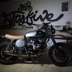 Realizzazione moto special